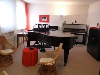 Pianistin Colani - Unterricht