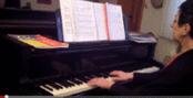 """""""Dizzy Fingers"""" von Zez Confrey"""
