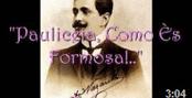 """""""Paulicéia,Como És Formosa!"""" von Ernesto Nazareth"""